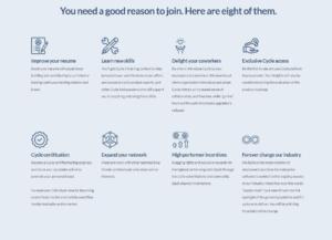 8 Reasons to Join the Cycle Ambassador Program